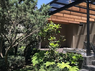 Jardín Creston Jardines modernos de Jardin Urbano Moderno