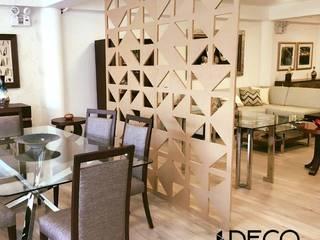 separador de ambientes : Comedores de estilo  por DecoPaneles Peru,