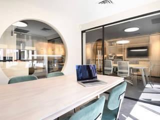 Oficinas: Oficinas y Comercios de estilo  por Espaciogracia,