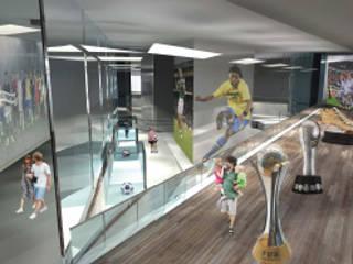 G._ALARQ + TAGA Arquitectos Muzea
