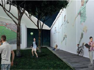 G._ALARQ + TAGA Arquitectos Museums
