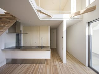 岩井文彦建築研究所 Built-in kitchens