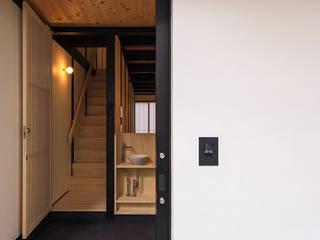 岩井文彦建築研究所 Terrace house