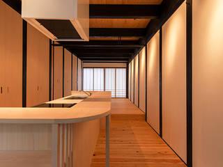 岩井文彦建築研究所 Small kitchens