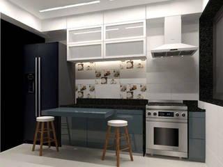 Modular Kitchen Modern style bedroom by Bespoke Design Modern