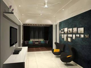 Living Room Modern living room by Bespoke Design Modern