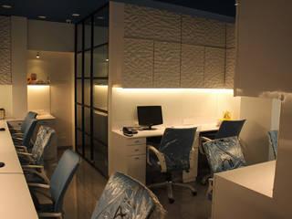 Office Design Modern office buildings by Bespoke Design Modern