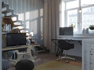 Nursery/kid's room by INTERIOR DESIGN OLGA FURMANOVA / Дизайнер интерьера Ольга Фурманова,