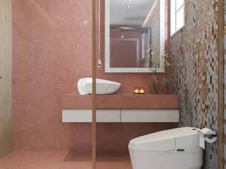 Bathroom Modern Bathroom by De Panache - Interior Architects Modern