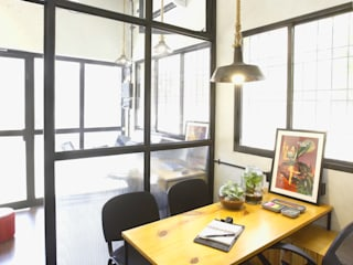 More Events-Bandra:  Offices & stores by Neha Changwani,Industrial