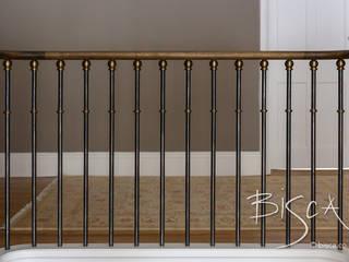 7060 - Forged Balustrade Bisca Staircases Escaleras Metal Multicolor