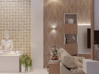 Living Room Modern Living Room by De Panache - Interior Architects Modern