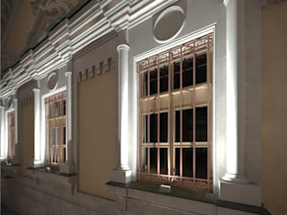 CERTUS Lighting Balconies, verandas & terraces Lighting