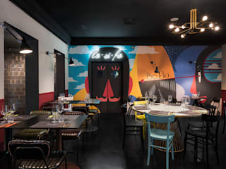 Grippo + Murzi Architetti Dining room