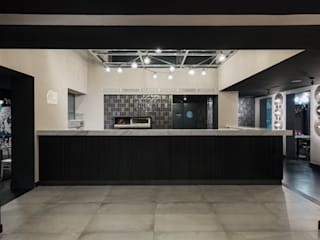 Grippo + Murzi Architetti Cozinhas modernas