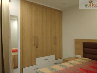 home interior design and decoration: modern  by eLastic Interior,Modern