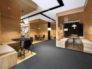 NOCNOC STUDIO Kantor & Toko Modern