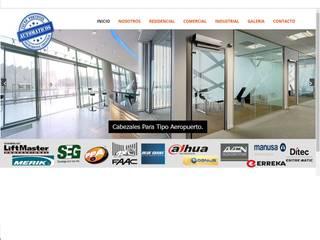 od Tecno Portones Automáticos & Equipamiento Industrial