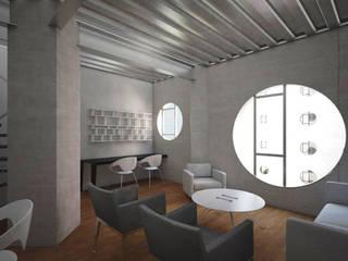 CENTRAL HARINERA:  de estilo  por IDEA Taller de Arquitectura, Moderno