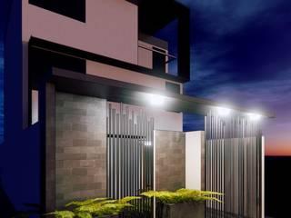 Casa Atizapan de Arqmando taller de arquitectura