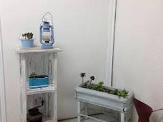Interiores para PIMA Nativa Estudios y despachos minimalistas de Frescologia Minimalista