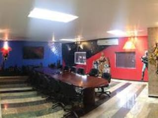 Decoracion de sala de juntas de Frescologia
