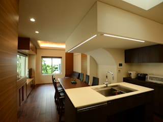 リフォーム小品<築40年RC住宅>: 株式会社田渕建築設計事務所が手掛けたです。,