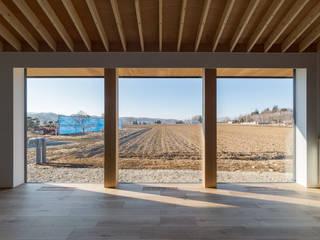 窗戶 by 安田建築設計事務所, 現代風