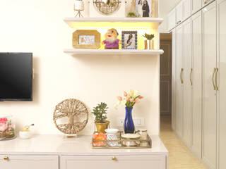 Ashok House-Juhu:  Bedroom by Neha Changwani,Modern