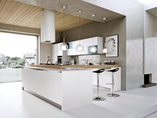kitchens manufacturers by ATLAS KITCHENS Modern