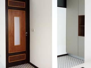 Remodelação Apartamento na Avenida Lourenço Peixinho por GAAPE - ARQUITECTURA, PLANEAMENTO E ENGENHARIA, LDA Moderno