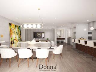 Sala : Salas de jantar  por Donna - Exclusividade e Design,Moderno