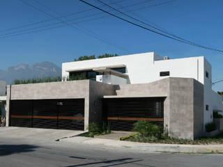 CASA RN: Casas unifamiliares de estilo  por DIMARQ® espacios arquitectónicos ,