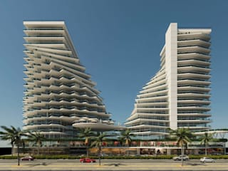 HUAYRA :  de estilo  por Patio Arquitectura,