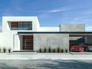 Juve 3D Studio Single family home Reinforced concrete