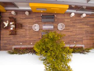 Terrasse von AMID, Industrial