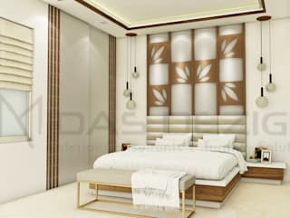 Midas Dezign Small bedroom