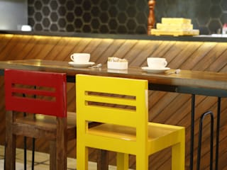 Commercial Spaces by Neha Changwani, Eclectic