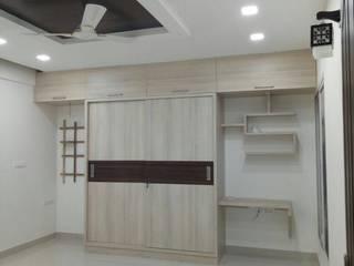 Residential Minimalist bedroom by VFY INTERIORS Minimalist
