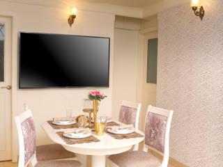 Dining room by Neha Changwani, Classic