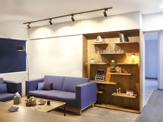 Offices & stores by Neha Changwani, Industrial