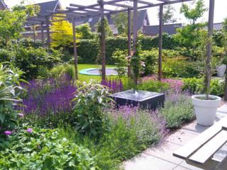 Gezinstuin Moderne tuinen van De Tuinregisseurs Modern
