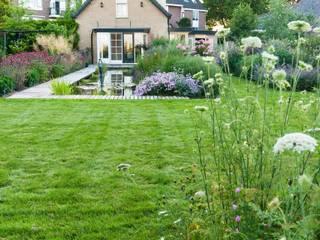 Landschappelijke poldertuin Landelijke tuinen van De Tuinregisseurs Landelijk