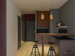 Kitchen by Babakovdesign, Scandinavian