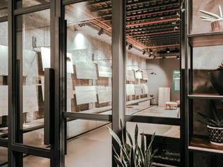 Schattdecor Showroom do-C architects Endüstriyel