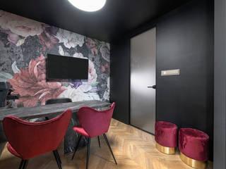Patrycja Okrutna Design  - Showroom: styl , w kategorii  zaprojektowany przez Mat Pawelski,