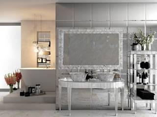에클레틱 욕실 by BIANCHINI & CAPPONI - B&C Srl 에클레틱 (Eclectic)