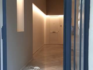 2019 Reforma vestibulo de Reformas Vicort Moderno