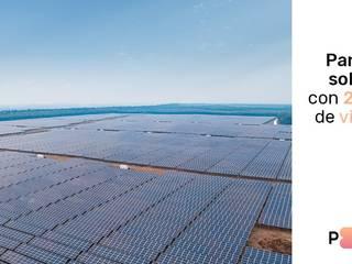 de instalacion de paneles solares