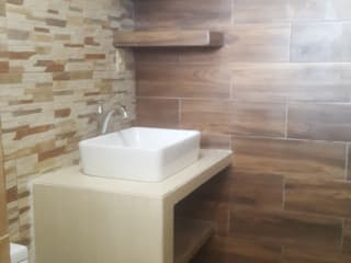 Cads arquitectos BathroomSinks Pottery White